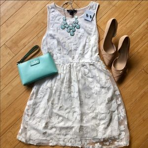 Lace forever 21 dress